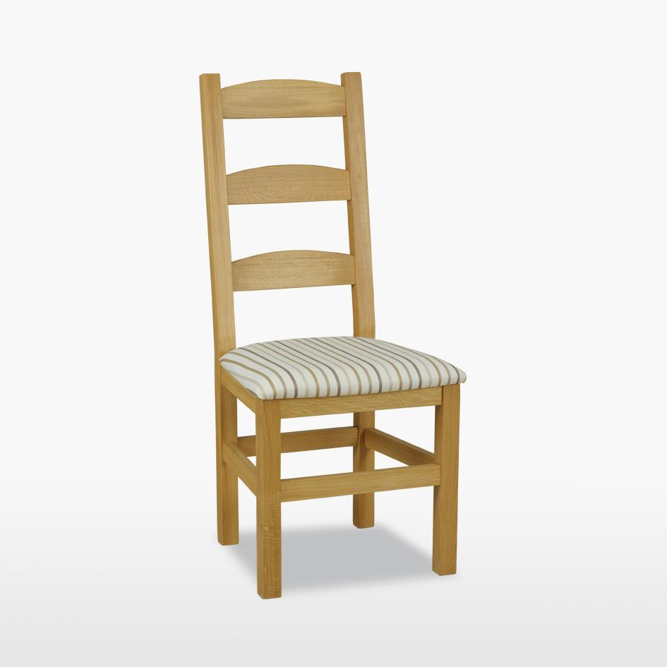 Reims -  Amish Slat Chair - REM301