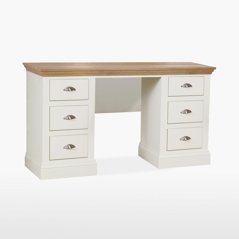 Coelo - Dressing Table - Twin Pedestal - COL850