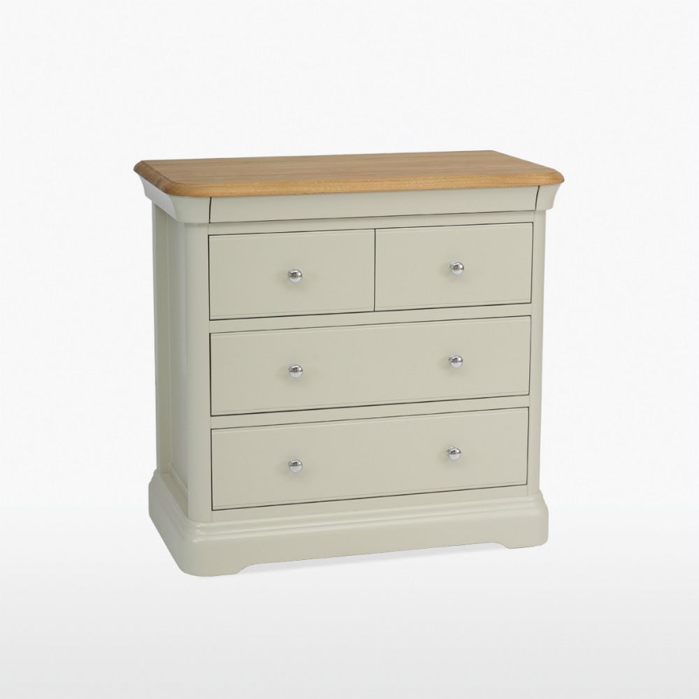 CROMWELL - 2+2 Drawer Chest - CRO 803