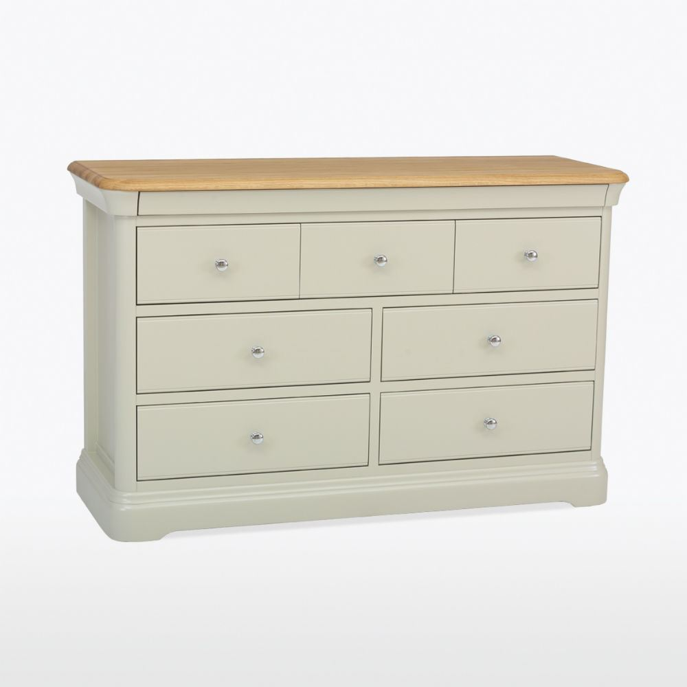 CROMWELL - 7 Drawer Chest  CRO804