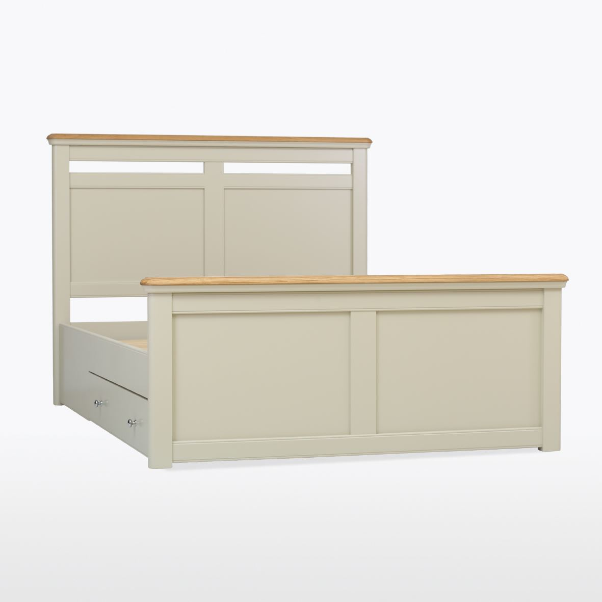 CROMWELL - Bedstead with Storage