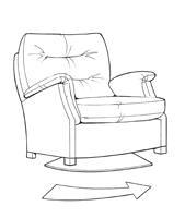 SIENNA - Swivel Chair