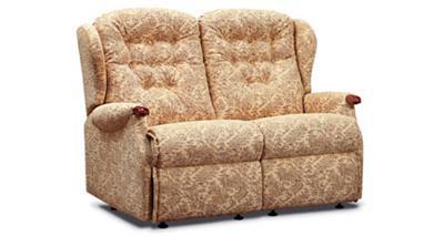 LYNTON Knuckle - 2 Seater Settee