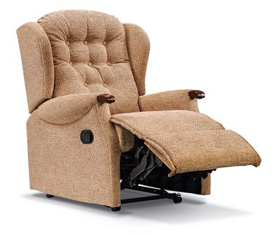 LYNTON Knuckle - Reclining Chair by Sherborne
