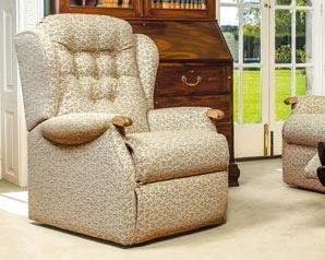 LYNTON Knuckle - Fixed Chair
