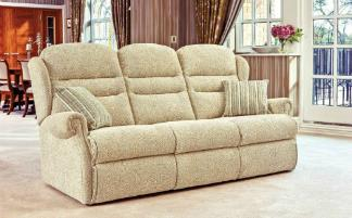 ASHFORD - 3 Seater Settee - Fixed