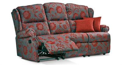 CLAREMONT - 3 Seater Reclining Settee  - by Sherborne