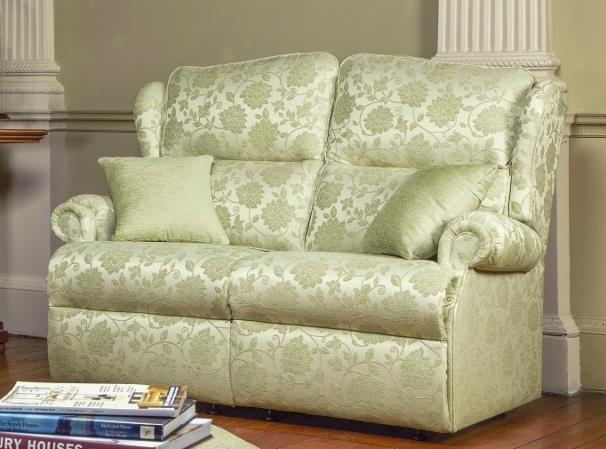 CLAREMONT - 2 Seater Settee - by Sherborne