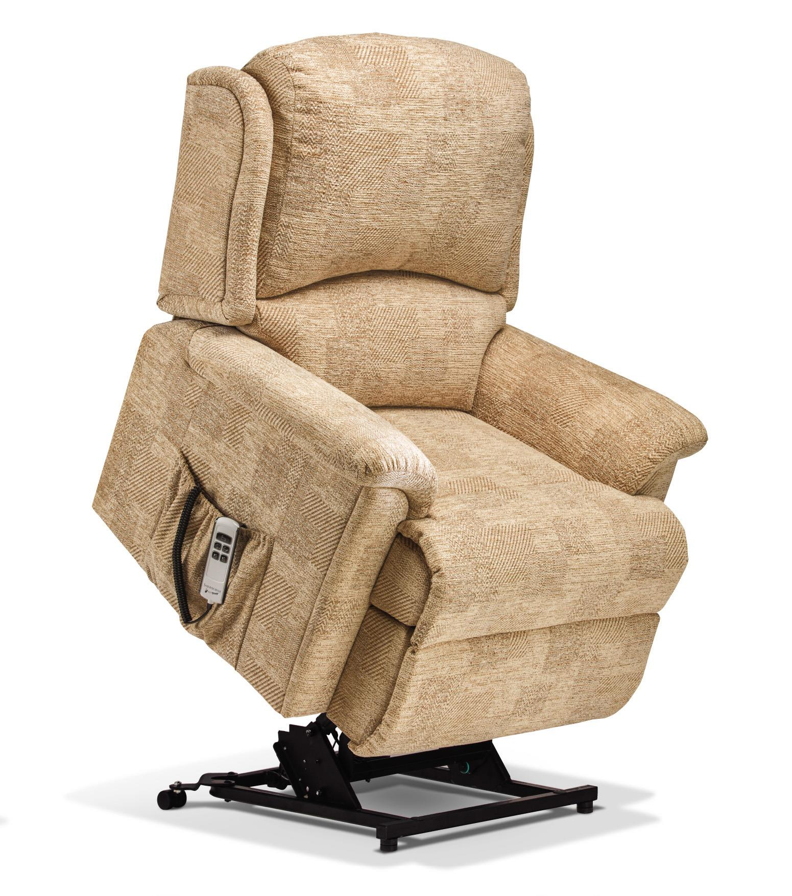 VIRGINIA - Lift & Rise Reclining Chair - by Sherborne