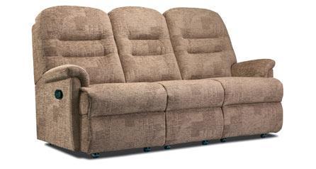 KESWICK - 3 Seater Reclining Settee - by Sherborne