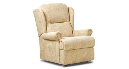 MALVERN Fixed Chair - by Sherborne