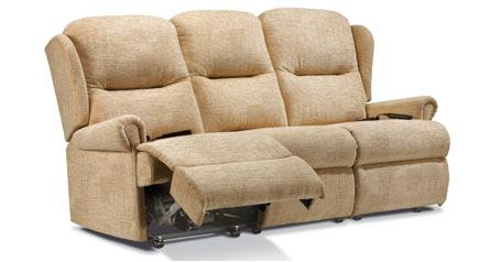 MALVERN Reclining 3 Seat Settee - by Sherborne