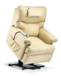 NORVIK Leather Care Lift & Rise Chair by Sherborne
