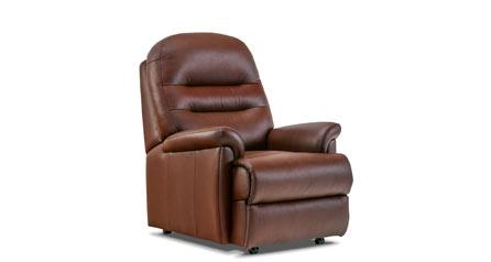 KESWICK - Leather Chair by Sherborne