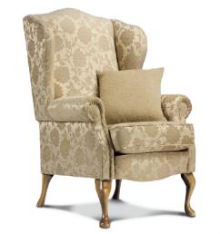 KENSINGTON Wing Chair by Sherborne