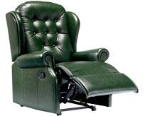 LYNTON - Leather recliner Chair by Sherborne