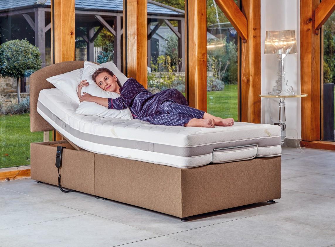 Sherborne - REGENCY Electrical Adjustable 3ft Bed