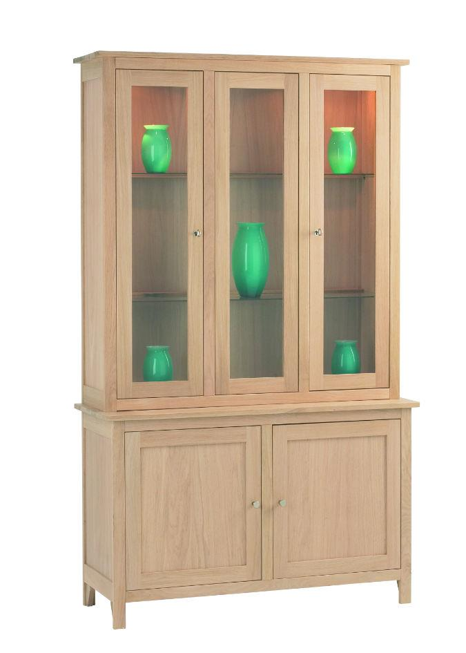 Nimbus - Tall Display Cabinet 1260