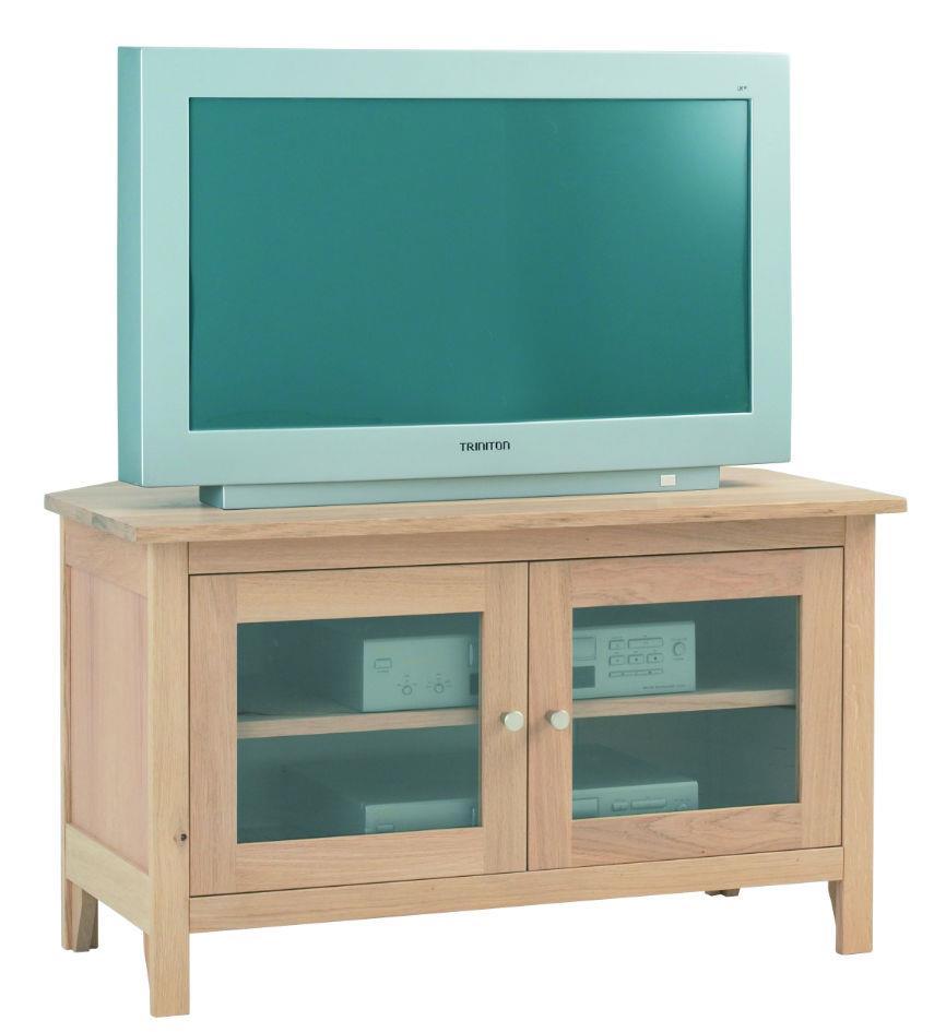 Nimbus - Glazed Corner TV Cabinet 1264