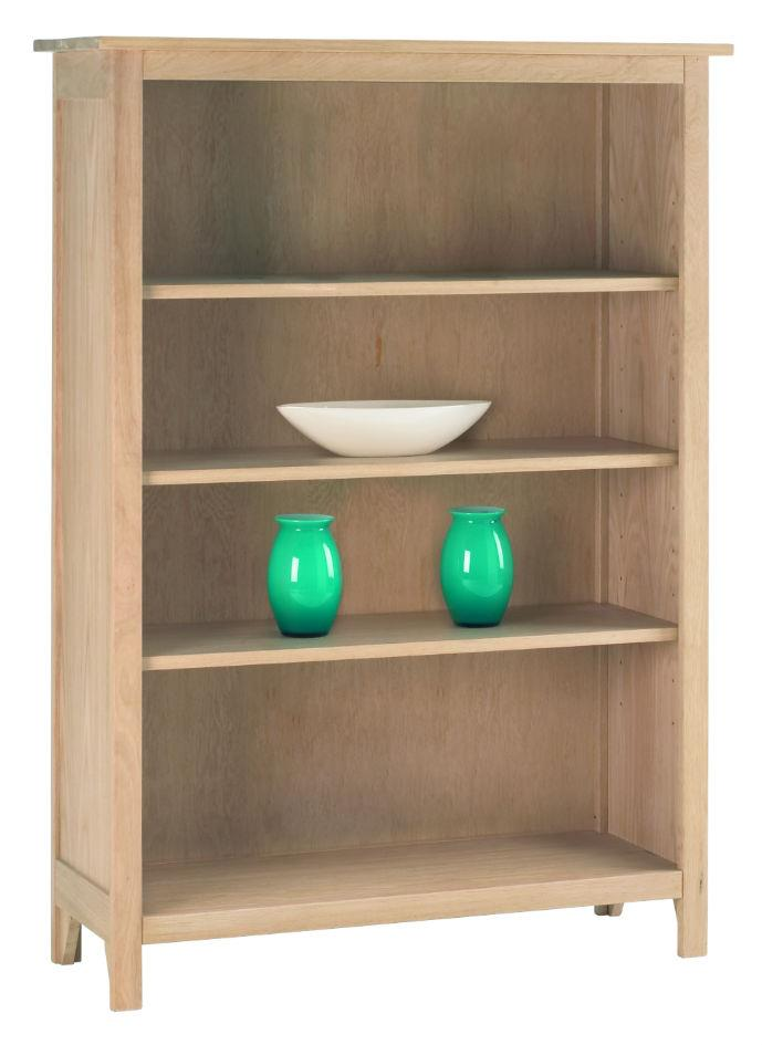 Nimbus - 3 Shelf Bookcase 1277