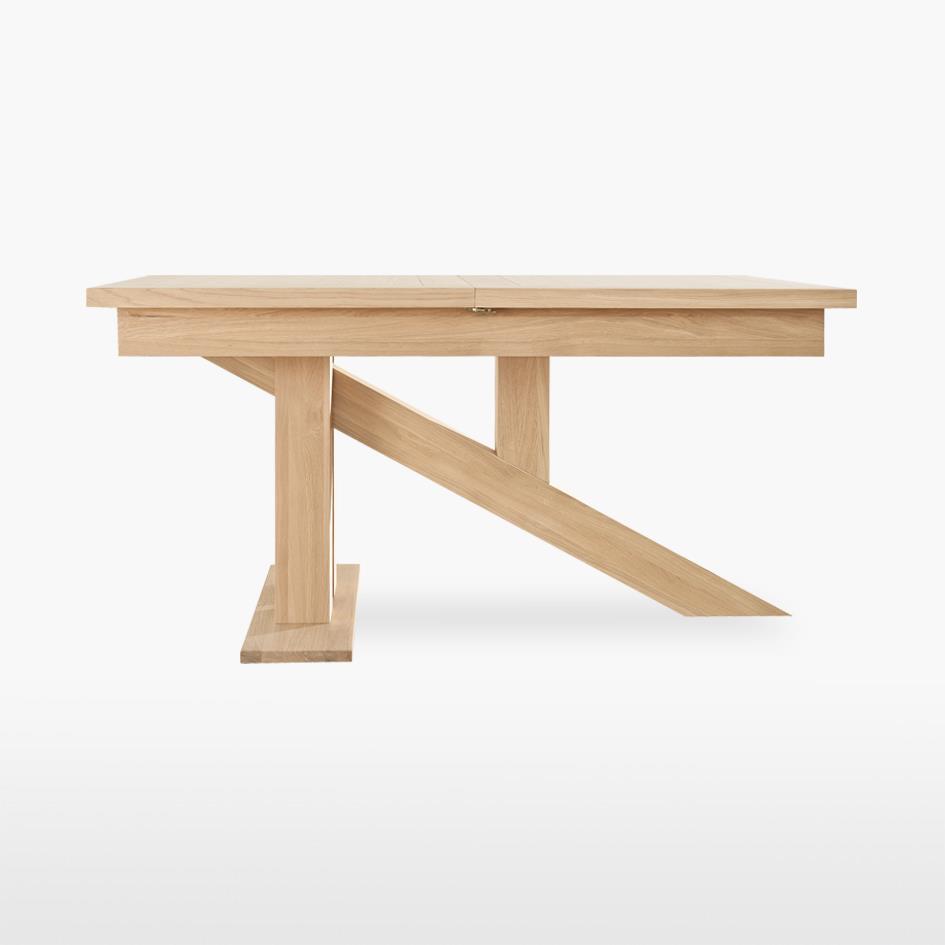 Quercia - Round Extending Pedestal Table - QER103