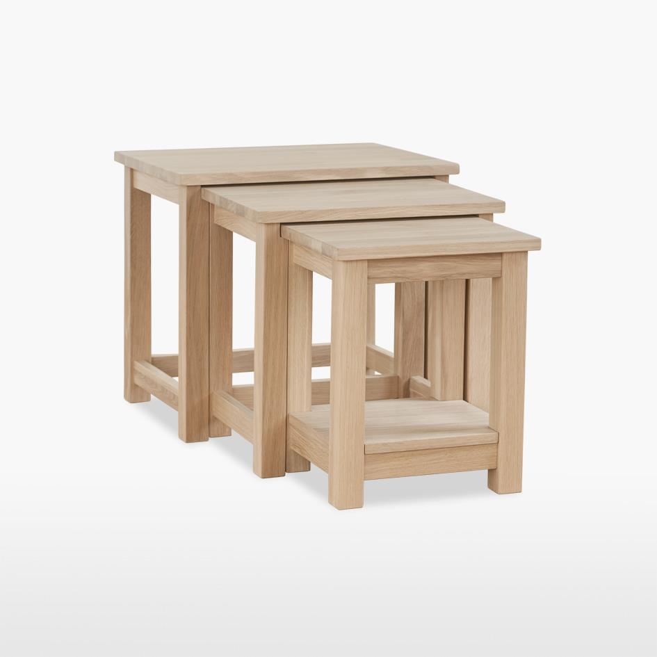Quercia - Nest of 3 Table  - QER106