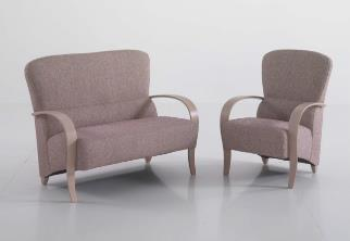 SOLLER - Two Seater Settee