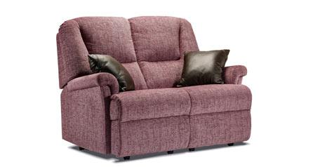 MILBURN - 2 Seater Fixed Settee
