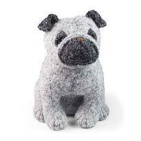 Door Stop - Puggles Pug