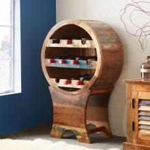 Coastal - Wine Cabinet