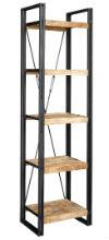 COSMO Industrial Slim Bookshelves