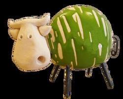 Otus - Green Cow