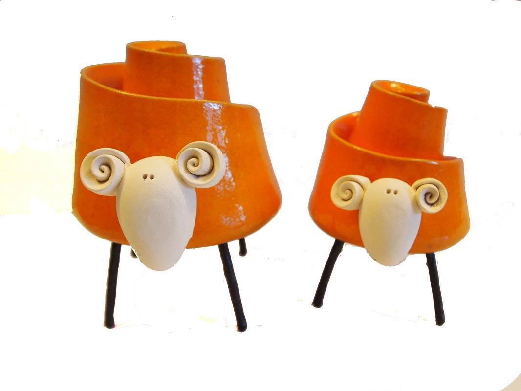 Otus - Orange Sheep