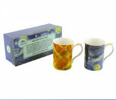MUGS - 2 Pack - Van Gogh