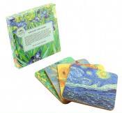 COASTERS - 4 Pack - Van Gogh