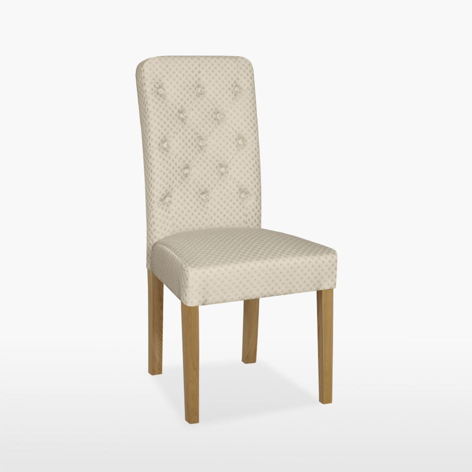 LAMONT - Button Back Dining Chair - LAM302