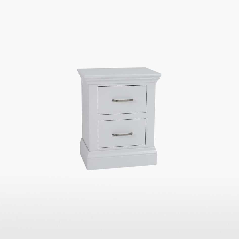COELO - Small Bedside 2 drawer - Painted COL801FP