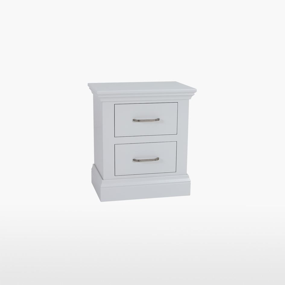COELO - Large Bedside 2 drawer - Painted COL803FP