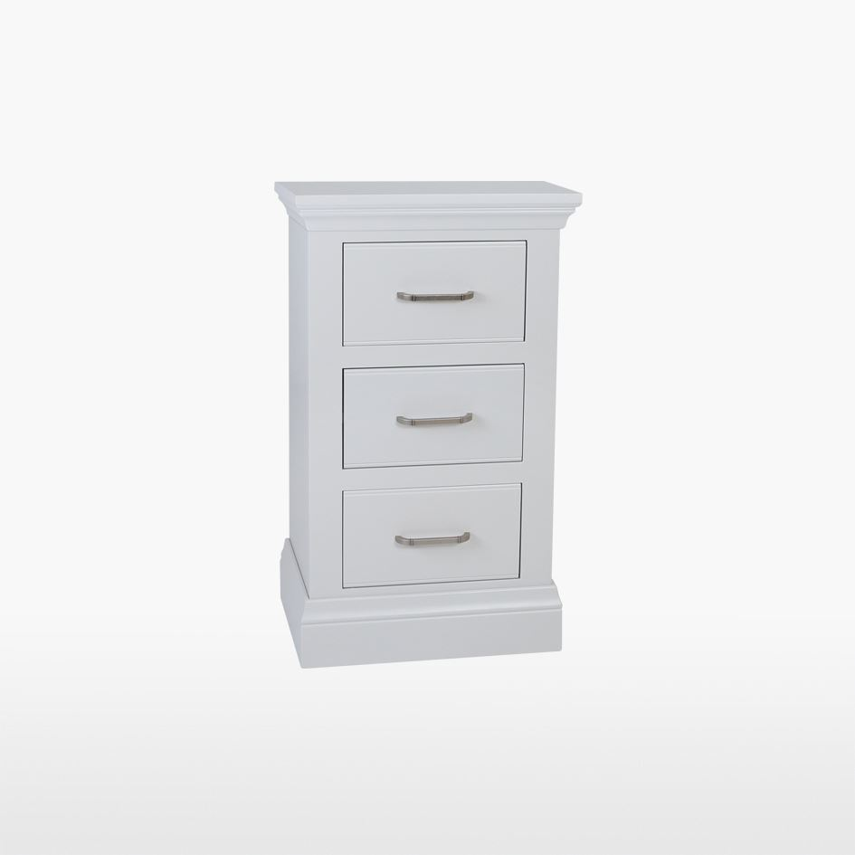 COELO - Large Bedside 2 drawer - Painted COL802FP