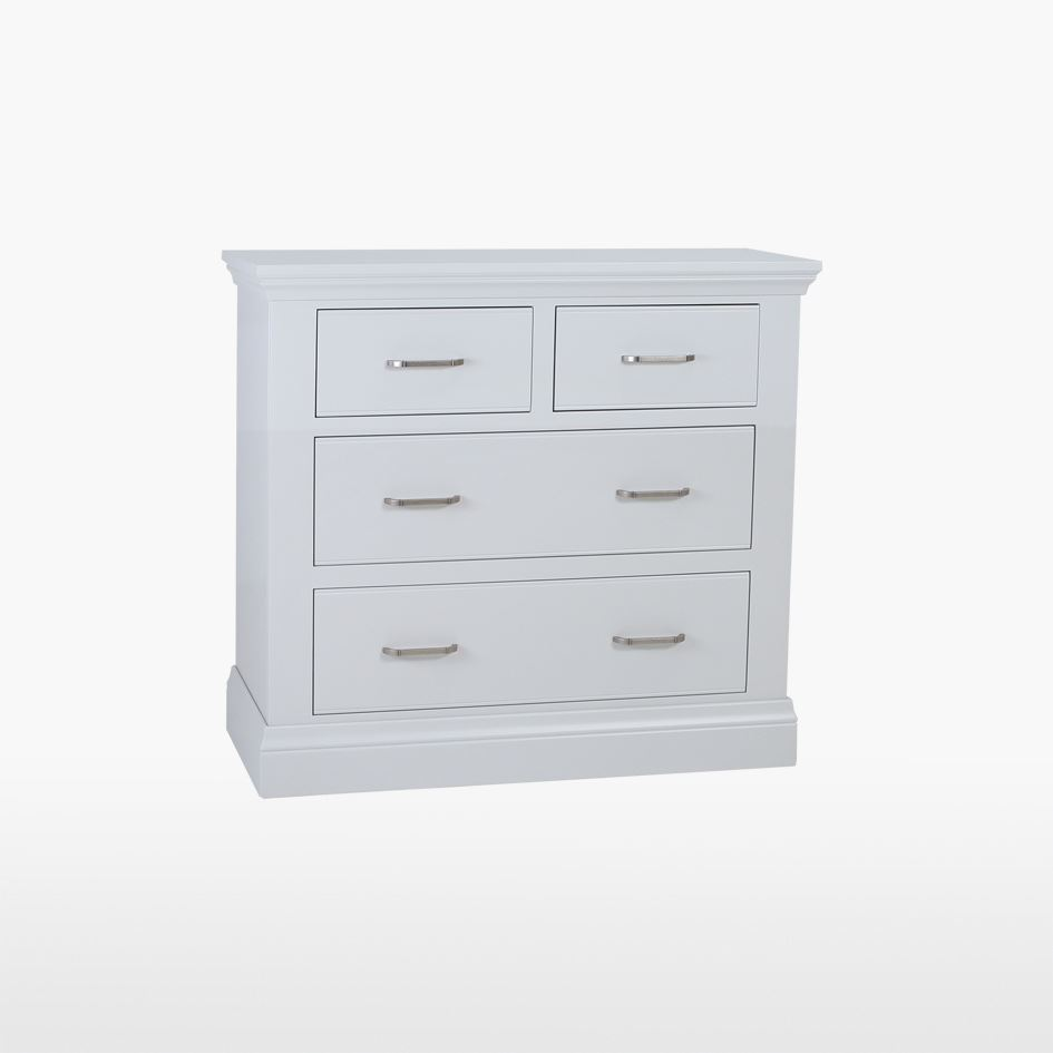 COELO - 2+2 Chest of Drawer - Painted COL805FP