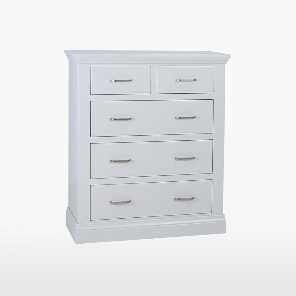 COELO - 3+2 Chest of Drawer - Painted COL806FP