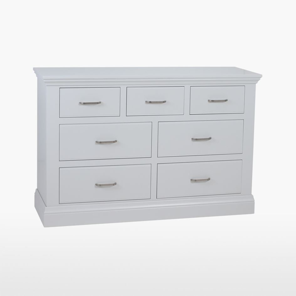 COELO - 4+3 Chest of Drawer - Painted COL807FP