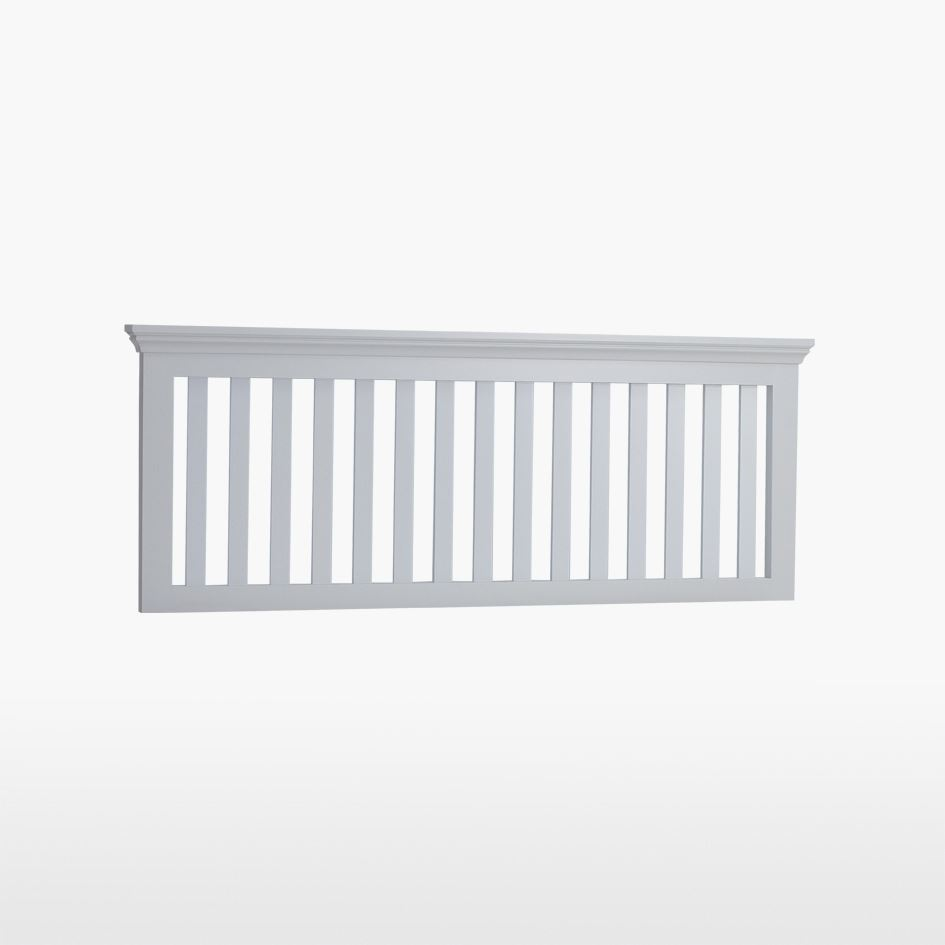 COELO - Slat Headboard - Painted COL835 /36/37FP
