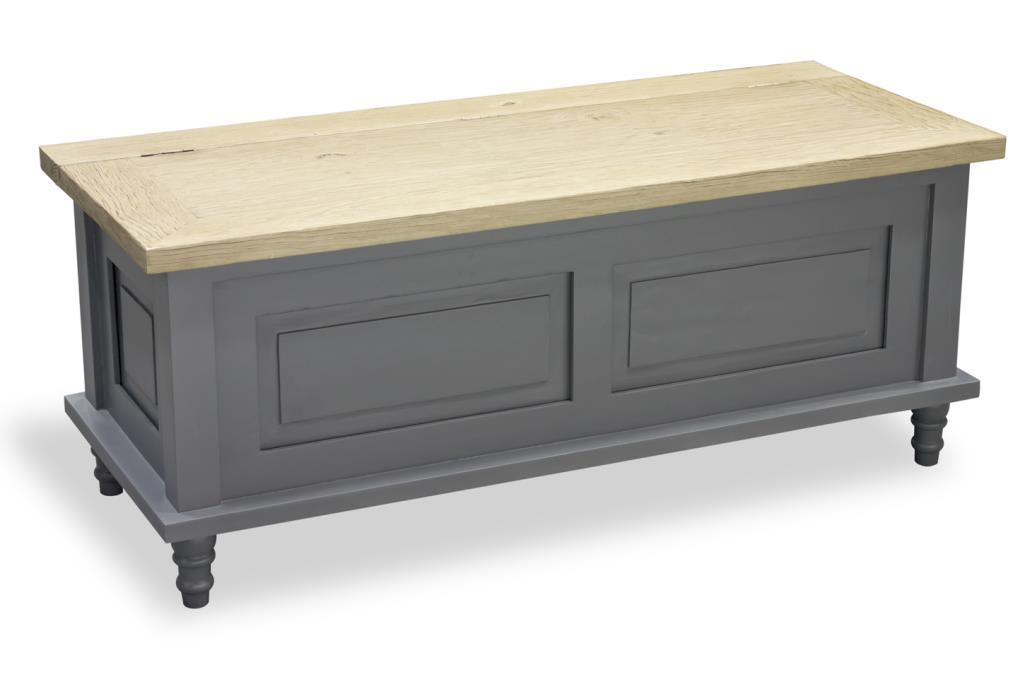 PROVENCE - STORAGE BENCH
