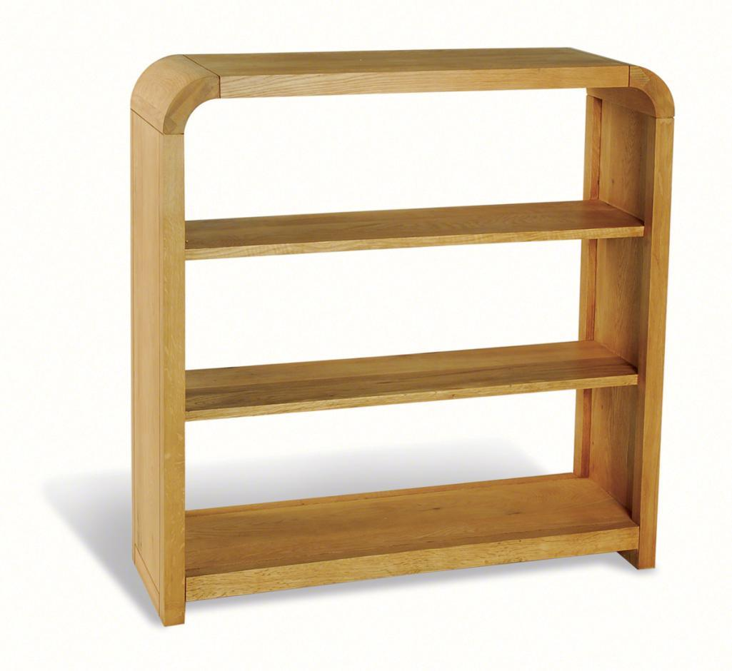 OAK LOUNGE - Small Bookcase
