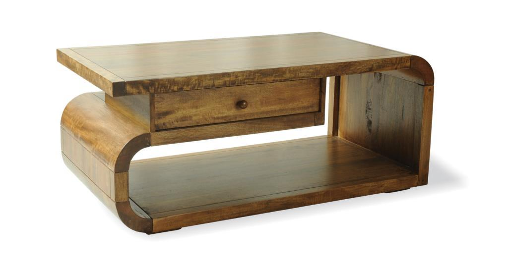 Mango Lounge Coffee Table With Drawer From Orchards
