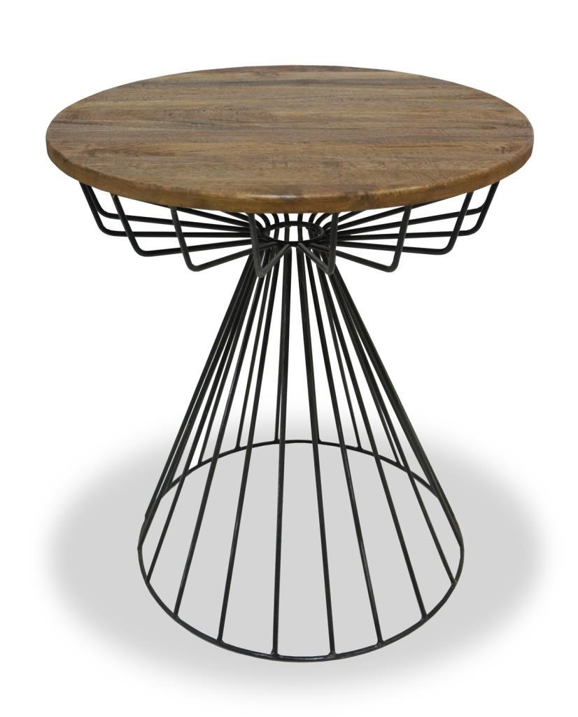 BIRD CAGE - Side Table