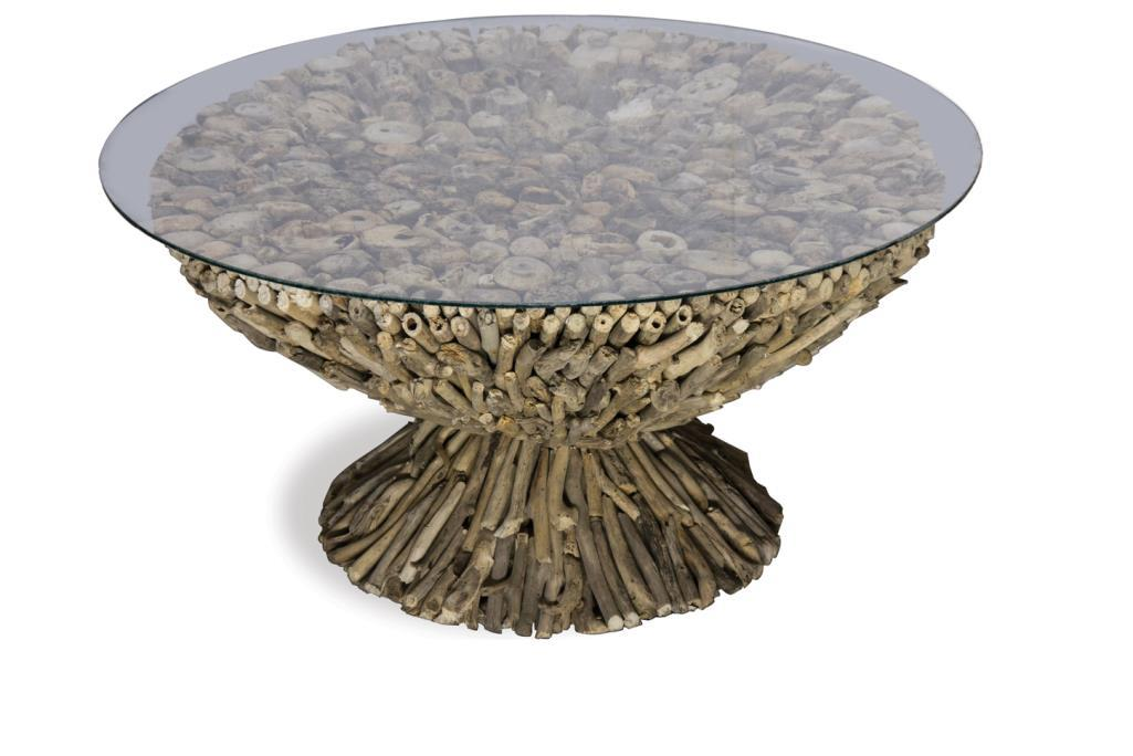 DRIFTWOOD - Round Coffee Table