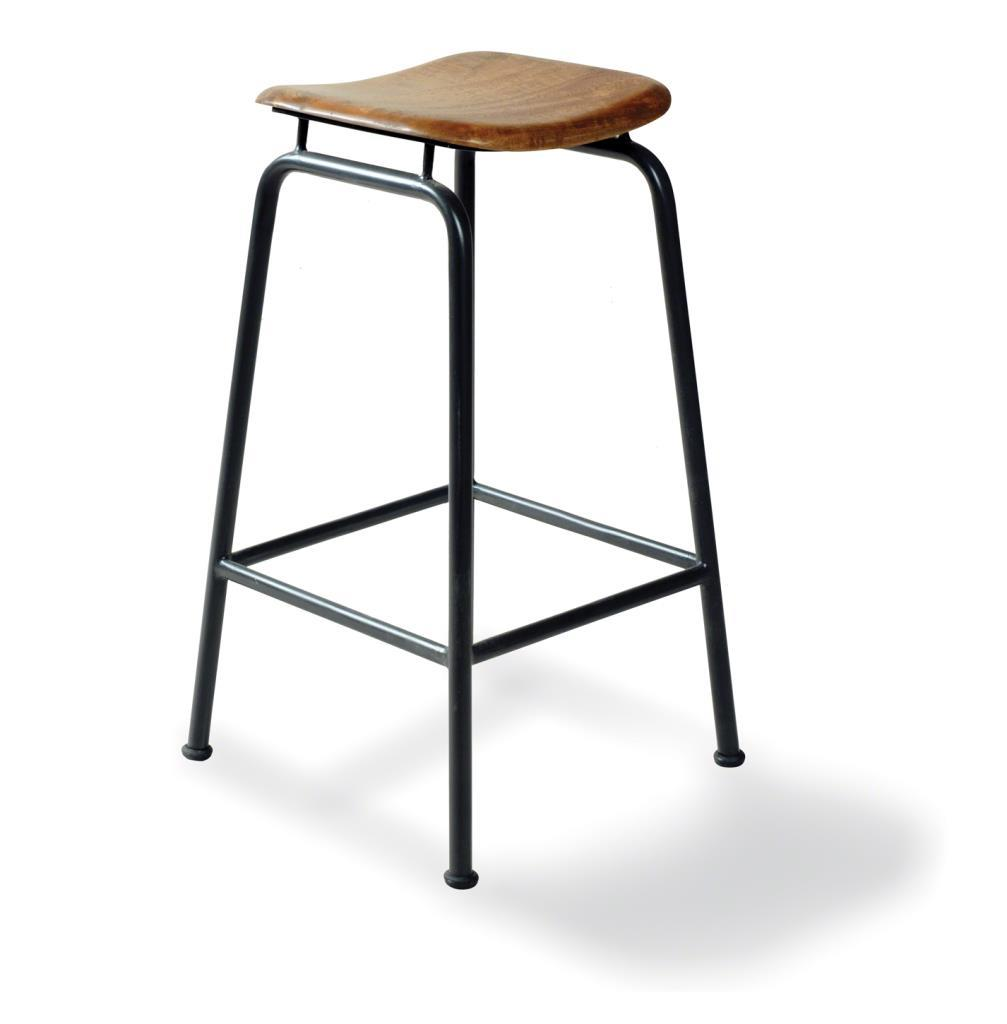 RE-ENGINEERED LAB STOOL