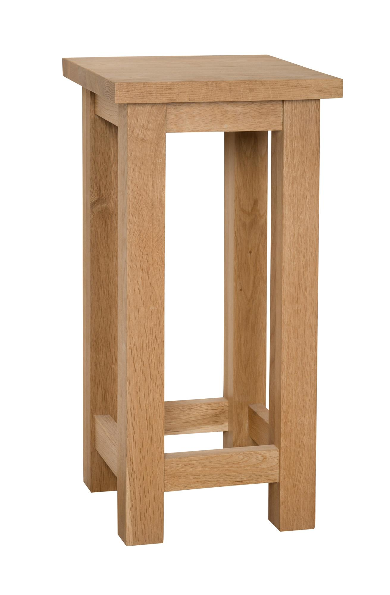 OAK - SQUARE WINE Table